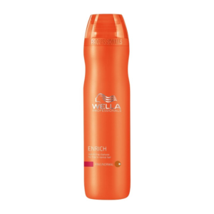 Wella Enrich Volume Shampoo voor fijn tot normaal haar 250ml-0
