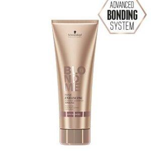 BLONDME Tone Enhancing Bonding Shampoo