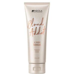 Blond addict shampoo