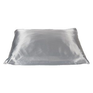 beautypillow-zilver