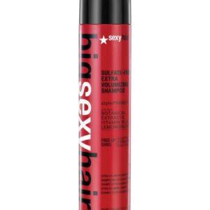 sexy hair sulfate-free extra volumizing shampoo 300ml