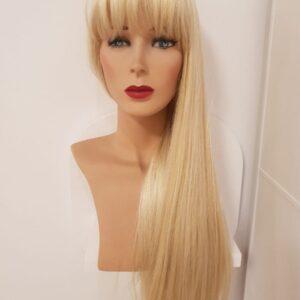 Blond long