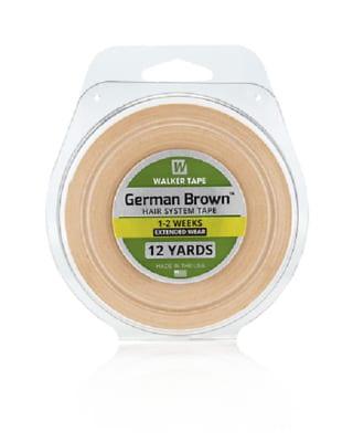 German brown 12yards