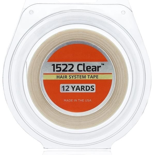clear tape 12yards